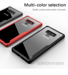 Ốp dẻo Multi color chống shock Galaxy Note 9
